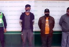 Dictan 9 meses de prisión preventiva para acusados por violación grupal contra una mujer de 59 años en Cusco (VIDEO)