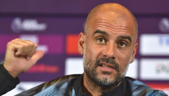 Pep Guardiola perderá a Gabriel Jesus y Kyle Walker por el coronavirus. (Foto: AFP)