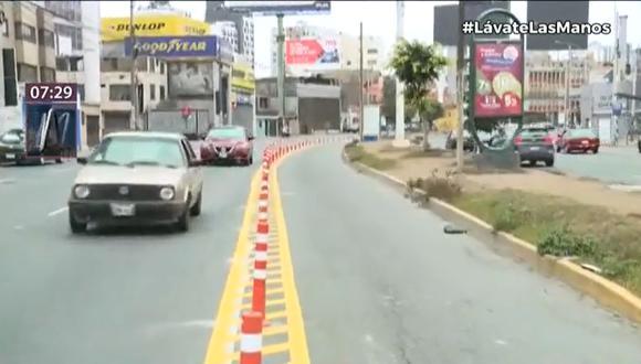 Ciclovía de casi 4 kilómetros unirá avenidas La Marina y Pershing (Canal N)
