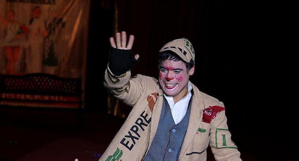 Circo de la Alegría 5 Continentes presenta a Pitillo en el Callao