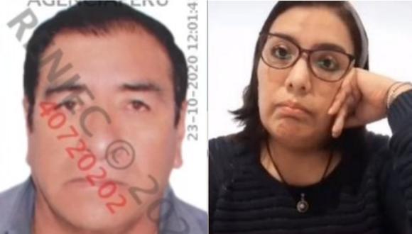 El padre de Karem Roca, exsecretaria de Martín Vizcarra, rompió su silencio. | Foto: Composición.