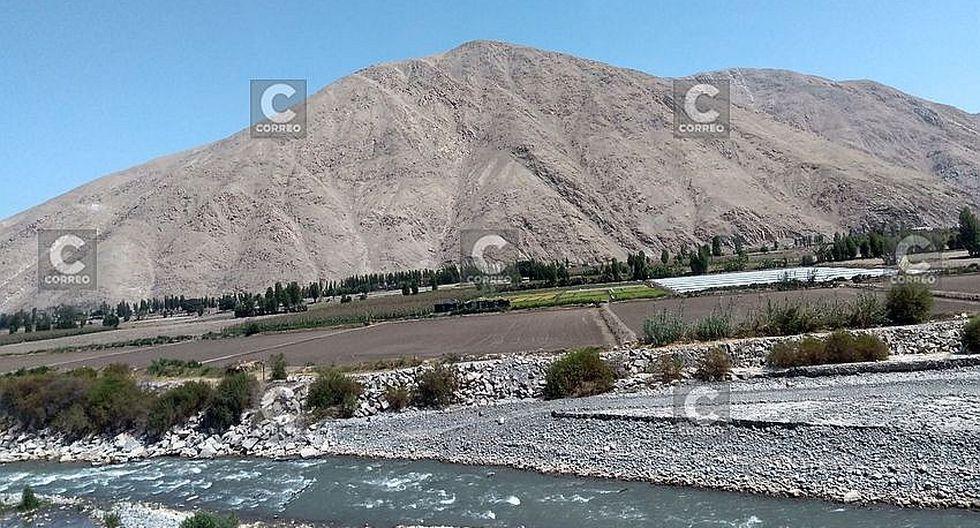 Minagri este año va construir 160 km de defensas en ríos