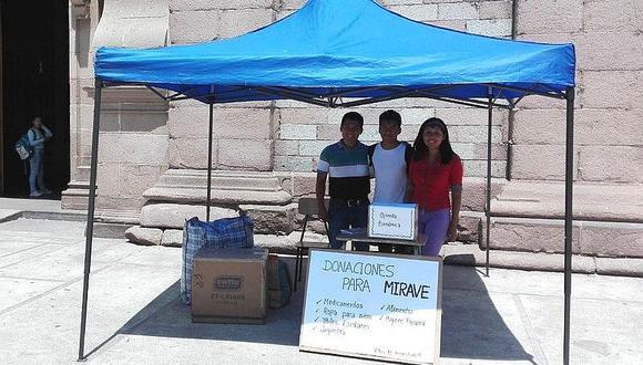 Voluntarios de la Diócesis de Tacna llevarán ayuda a Mirave