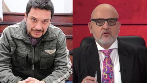 El actor escribió un post en su cuenta de Facebook luego de que la virtual congresista Zaira Arias y Beto Ortiz fueron protagonistas de un tenso intercambio de palabras durante una entrevista en Willax Televisión.