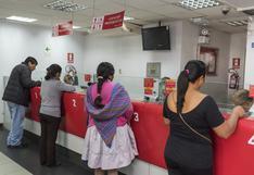Bono Yanapay: Banco de la Nación adelanta horario de atención en 89 agencias para pagar al grupo 1