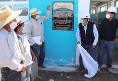 Irrigarán más de 169 hectáreas de cultivo en Nuevo Querapi