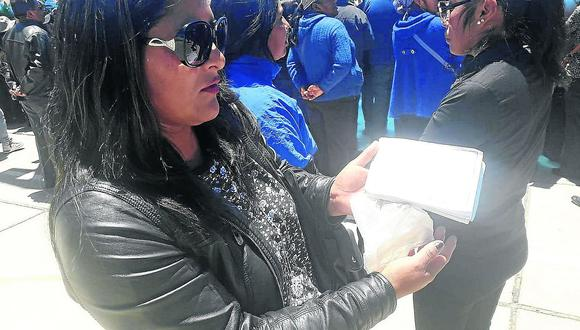 Padres denunciaron afán de lucrar con la muerte de director en Puno