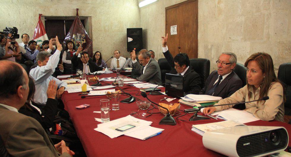 Consejo regional encontró irregularidades en lista de damnificados