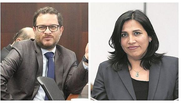 Ministros se pronuncian por detención preliminar de César Villanueva