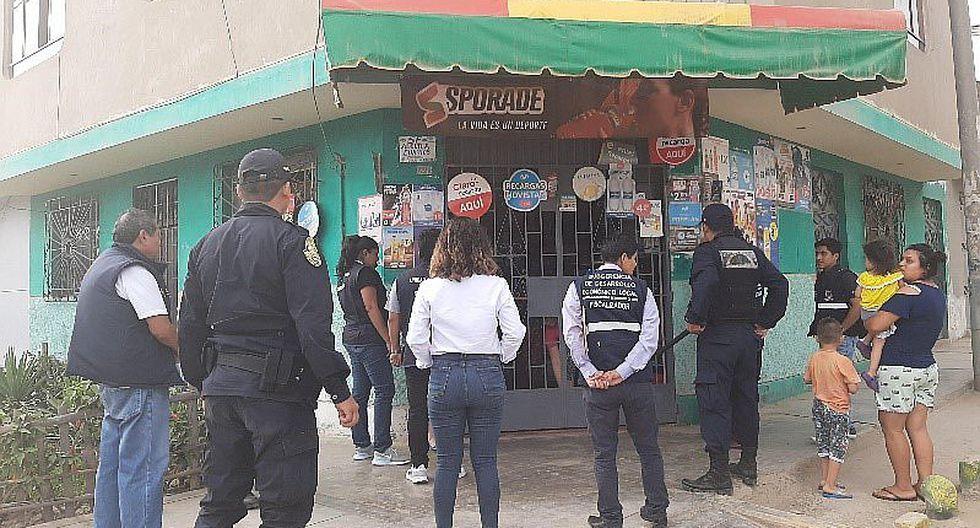 Operativos para erradicar bebidas alcohólicas informales en Florencia de Mora