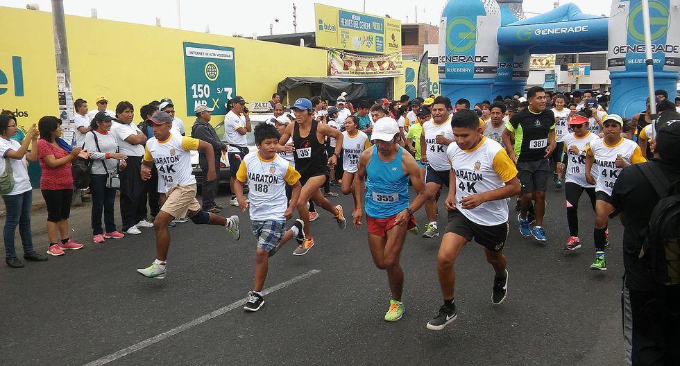 Perú y Chile se unirán  en Ultramaratón 60 K  que tendrá 3 categorías