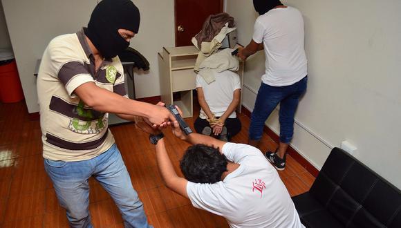 Desconocidos secuestran a joven negociante y exigen 100 mil soles por su liberación