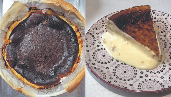 Conoce aquí la receta de la tarta de queso de La Viña