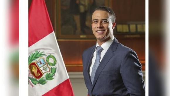 ¿Quién es Martín Ruggiero, el nuevo ministro de Trabajo de 32 años? (Foto: PCM)