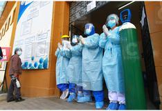 Por descenso en contagios UCI de hospital Carrión en Huancayo deja de ser COVID