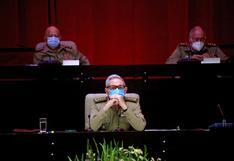 Cuba: Raúl Castro preside a puerta cerrada su último congreso del partido