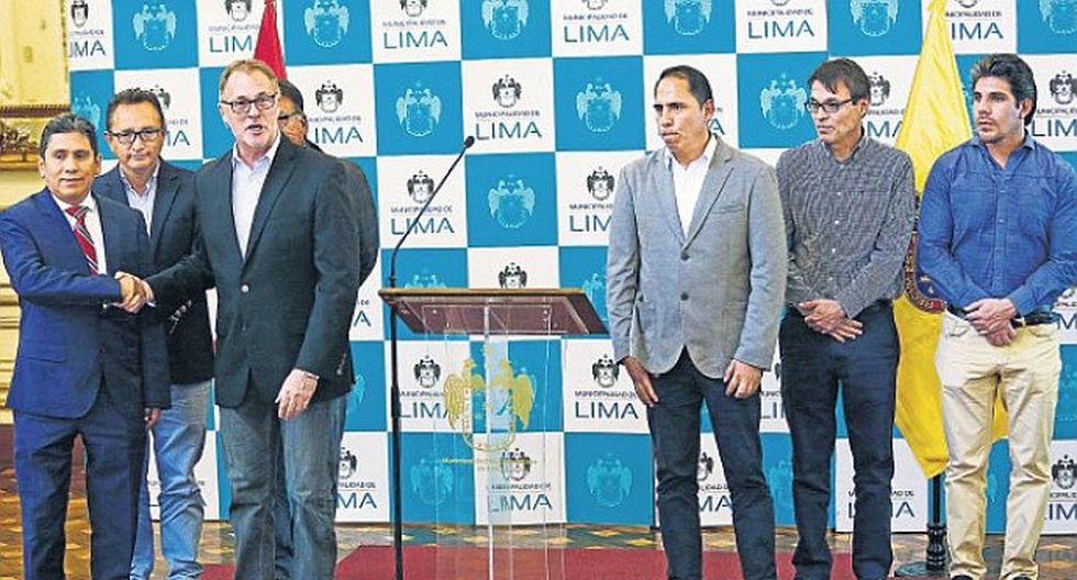 Concesionarios y municipalidad de Lima descartan aumentar pasajes