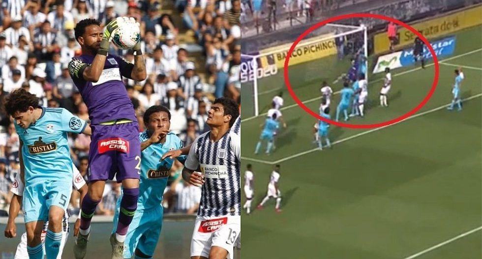 La atajada de Pedro Gallese que evitó el gol de Sporting Cristal contra Alianza Lima (VIDEO)