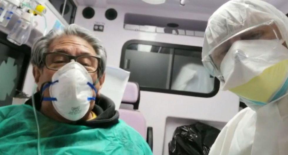 Manuel Efraín Pérez, el médico peruano que murió a sus 75 años por coronavirus en Italia