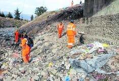 Registran 50 puntos críticos de acumulación de basura en el distrito de El Tambo, en Junín