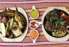 Estos son los platos que sacan la cara por la gastronomía de Huancayo