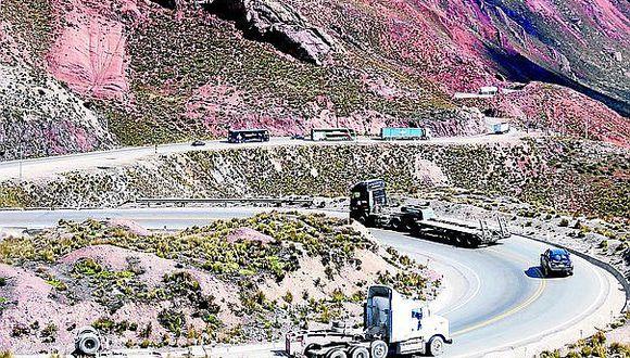Reabren tramo de la Carretera Central que estuvo cerrado 5 años