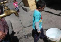 Sedapal cortará el agua en gran parte de San Juan de Lurigancho desde este lunes 26 hasta el martes 27