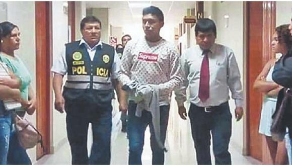 Suboficial Jhony Quispe Mata laboraba en comisaría de Moro cuando pidió soborno a mototaxista y lo sentenciaron por cohecho pasivo.