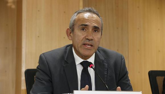Carlos Estremadoyro es ministro de Transportes y Comunicaciones desde julio de este año. (Foto: MTC)