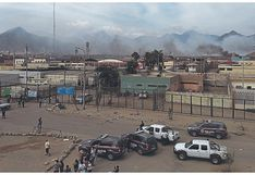 Coronavirus en Perú: policías se suman a la vigilancia en los exteriores de penales del país