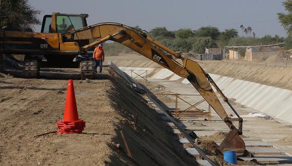 La Reconstrucción con Cambios es uno de los proyectos que será una importante fuente de empleo. (Foto: GEC)