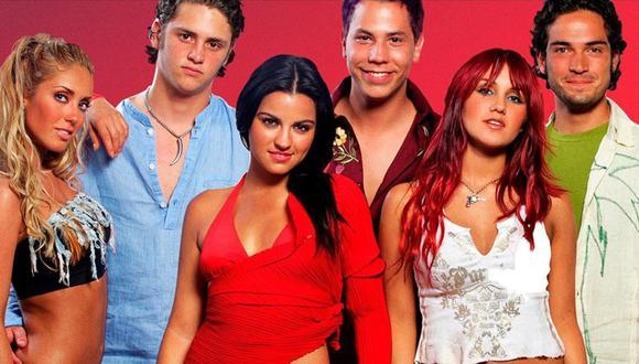 Maite Perroni, Anahí, Christian Chávez y Christopher Von Uckermann estarán de regreso con RBD en un concierto (Foto: RBD Oficial/ Instagram)