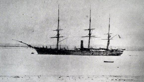 Guerra del Pacífico: ¿Qué pasó con la corbeta Unión tras la invasión chilena?