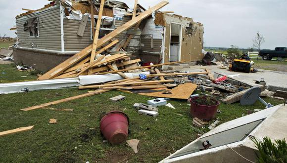 Más de 30 muertos por tornados en EE.UU.