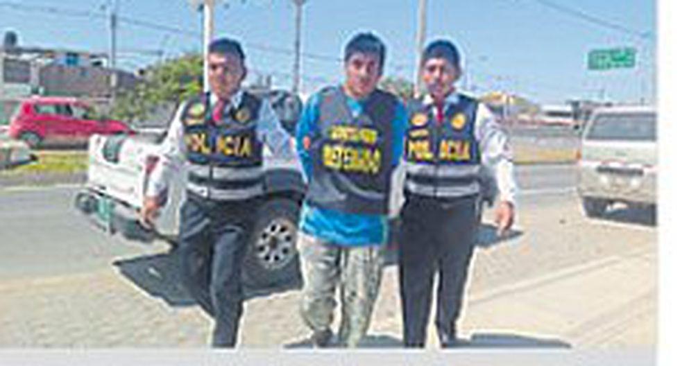 9 meses de prisión preventiva por secuestrar conviviente