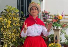 Saywa dedica saludo en quechua al Perú por su Bicentenario (VIDEO)