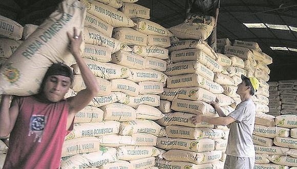 La importación de alimentos creció un 17% entre 2012 y 2015