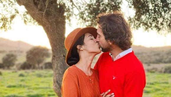 El torero español Antonio Pavón y la modelo trujillana mantiene una relación que supera obstáculos. (Foto: @antoniopavongalan)