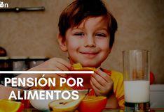 ¿Cómo calcular la pensión de alimentos en Perú?