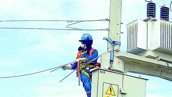 Mañana habrá corte de energía eléctrica en el Medio y Alto Piura