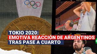 Tokio 2020: así reaccionó los argentinos tras clasificación a cuartos de final en Voleibol