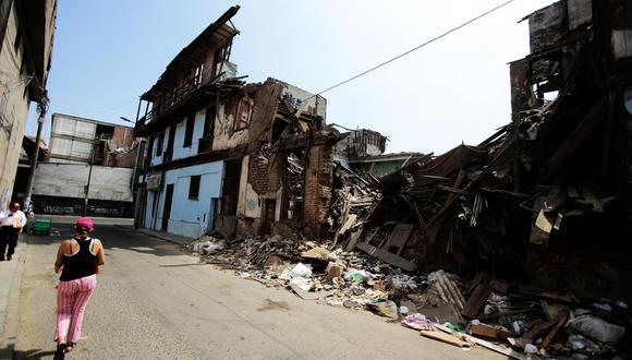 La capital peruana es la ciudad con más riego de daño en caso ocurra un sismo de entre 8.5 y 8.8 grados, según Lloyd's. (Foto referencial: GEC)
