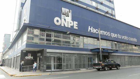 Margarita Díaz, gerente de supervisión de fondos partidarios de la ONPE, informó que la habilitación de la franja electoral para las elecciones generales de 2021 tendrá un costo de entre 70 y 75 millones de soles. El monto exacto del presupuesto se conocerá a fin de mes. (Foto: GEC)