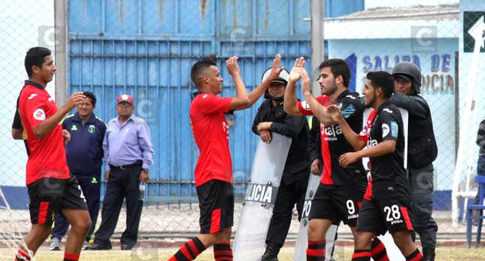 Torneo Clausura: FBC Melgar derrota por 2-1 a Ayacucho FC