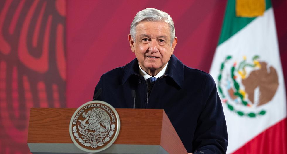 Imagen del presidente de México, Andrés Manuel López Obrador. (AFP).