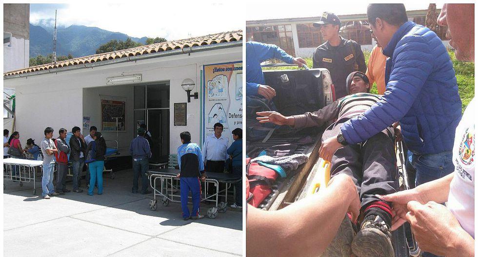 Acribillan camioneta de alcalde en el límite entre Apurímac y Ayacucho