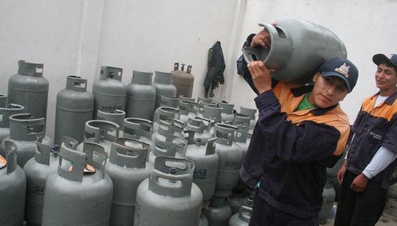 Balones de gas subirán de precio por cambio en el Fondo de estabilización