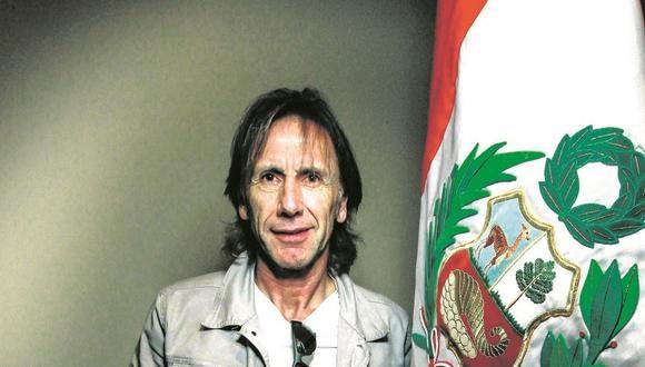 Ricardo Gareca tiene listo el once titular
