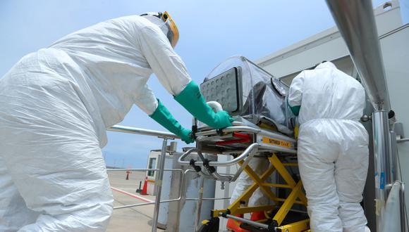 El Minsa también informó que a la fecha el número de contagiados por coronavirus subió a 776.546 en el país. De igual forma, indicó que hay un total de 31.586 muertos a causa de esta enfermedad a nivel nacional. (Foto: ALESSANDRO CURRARINO/EL COMERCIO)