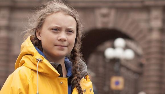 """National Geographic estrena este 5 de diciembre """"Soy Greta"""", la historia de la activista de 15 años Greta Thunberg. (Foto: NatGeo)"""